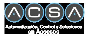 Automatización, Control y Soluciones en Accesos